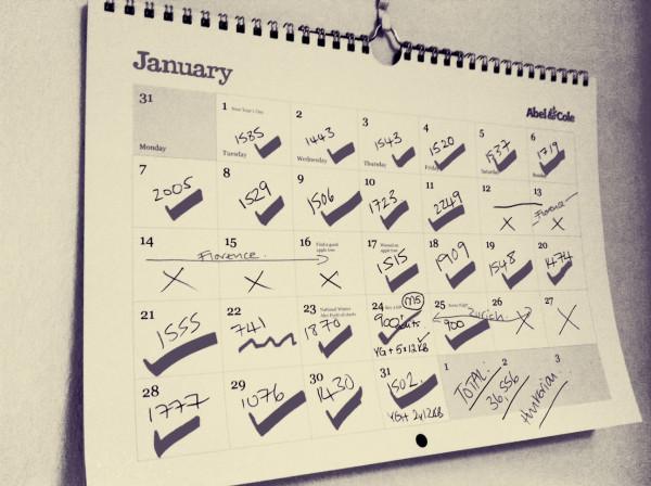 календарь писателя
