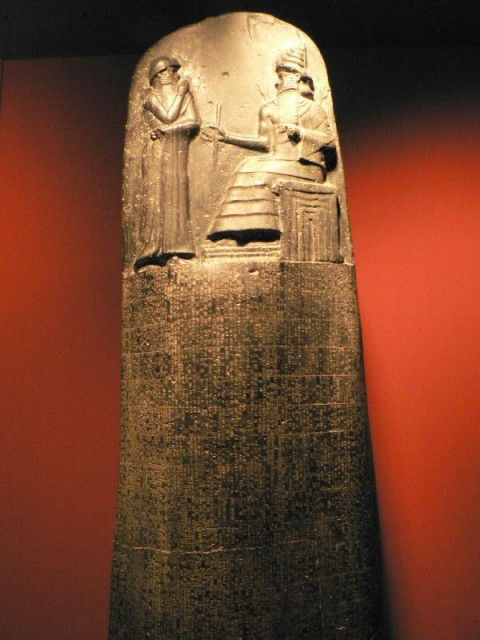 history hammurabi s code Learn about hammurabi, the ruler of babylon, and the code of laws that he created explore the oldest written law code in the world, and learn.