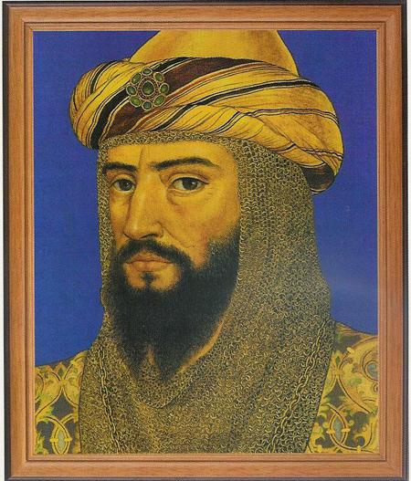 О саладине политический портрет