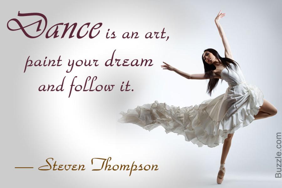 Цитаты про танцы на картинках