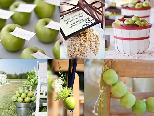 Как сделать яблоко из конфет своими руками