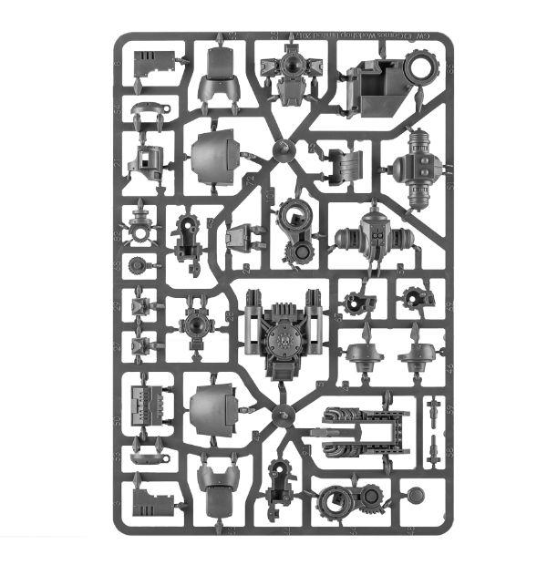 Схема сборки дредноута