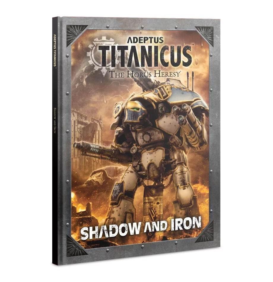 Adeptus Titanicus Imperial Knights 400-05