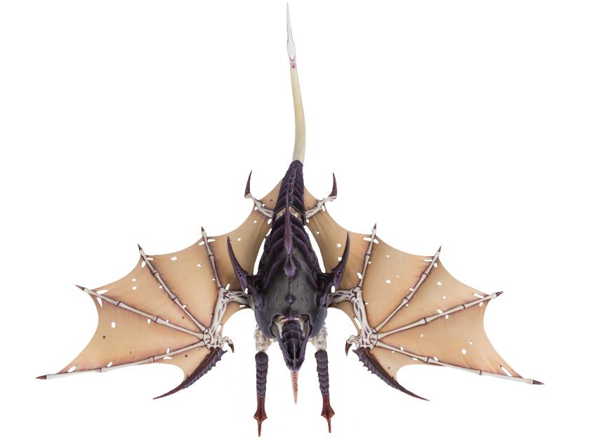 Карга Улья – это летающее