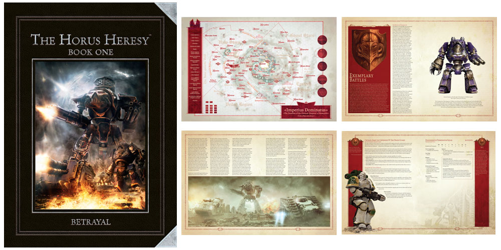 Horus heresy pdf the book one