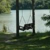 beautiful view at Lake MacBride