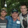 Daniel, Larry, and Landon