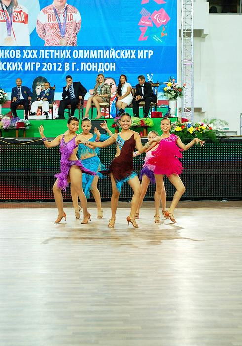 Федерация танцев
