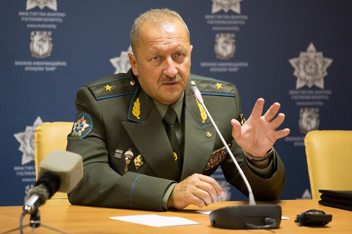 Командующий ССО РБ