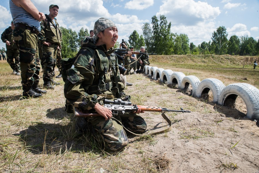 Толстяков в армии