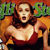 Gillian Anderson, cover of Rolling Stone