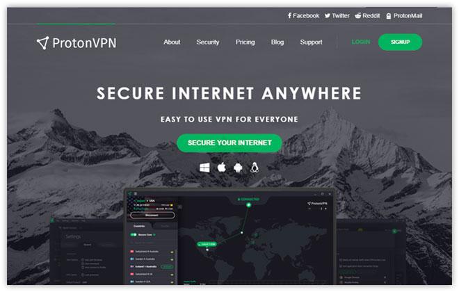 ТОП-5 бесплатных VPN в 2018 году: darkreviewer — LiveJournal