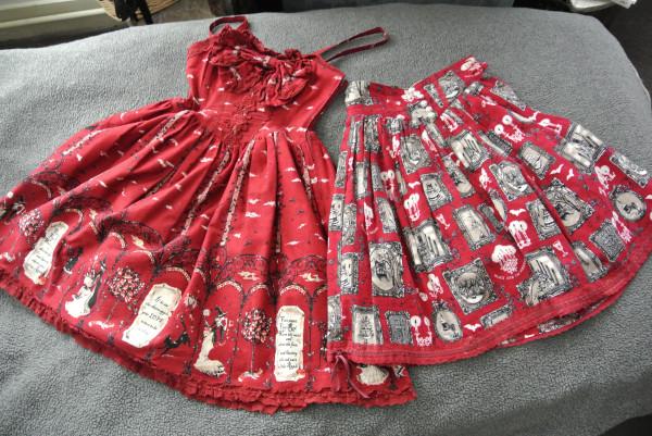 Lolita wardrobe 2014 005