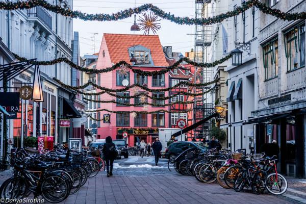 Как отмечают Рождество в Дании