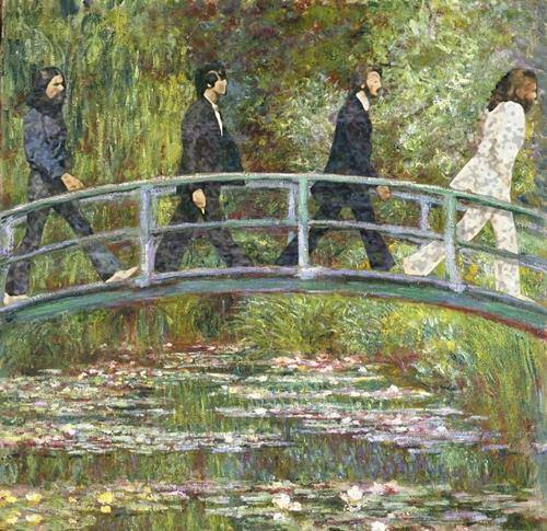 Beatles Monet