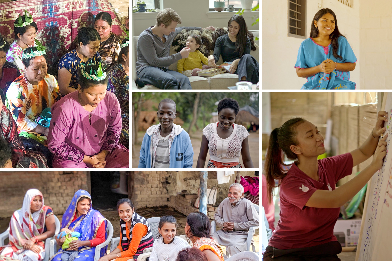 В фильме МБС рассматриваются достижения в области гендерного равенства в различных общинах по всему миру.