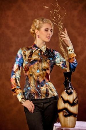 Splendid шелковые блузки