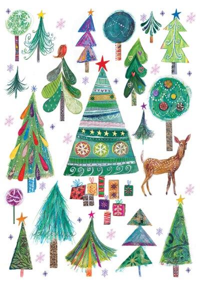Laura Hughes trees alternative