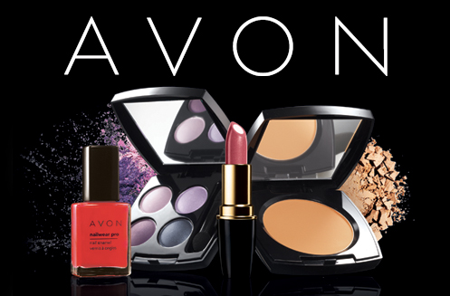 Avon косметика в картинках