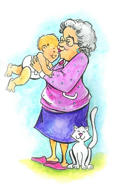 Поздравление с рождением правнука от бабушки