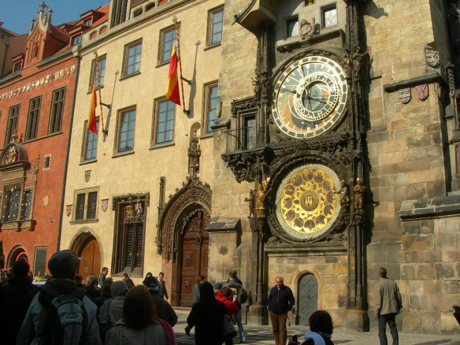 годинник на ратуші
