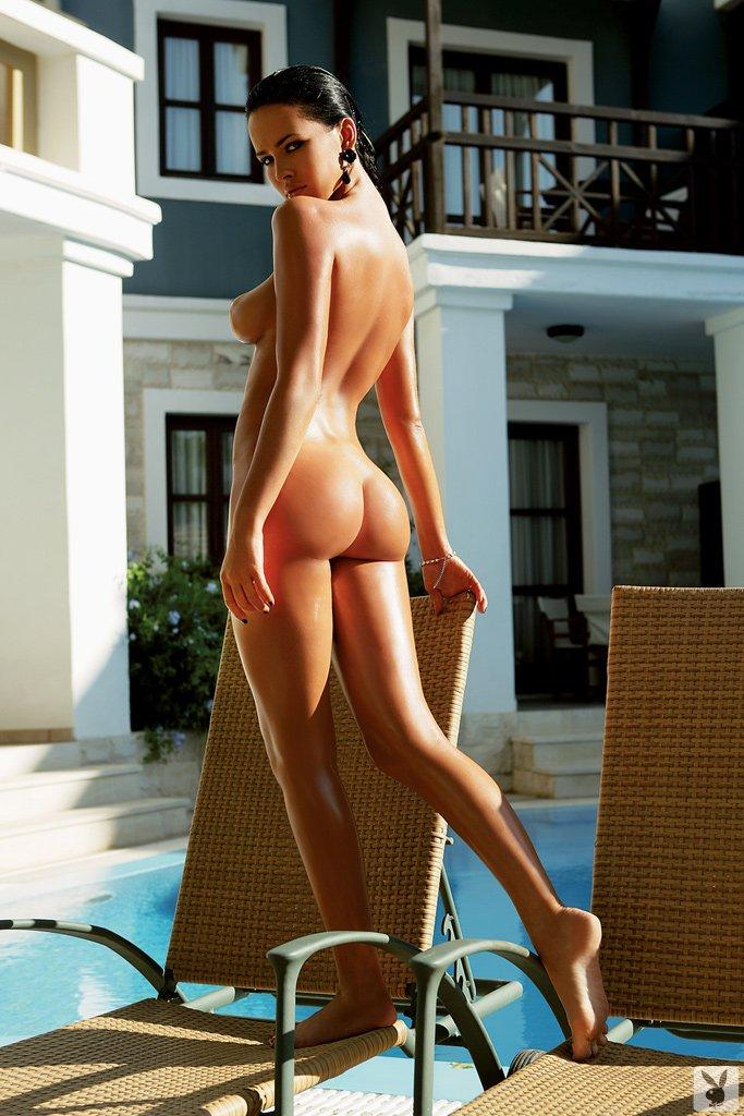фото голых поп моделей