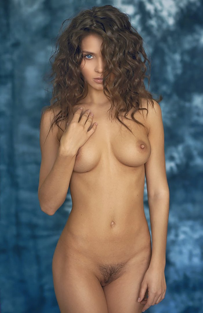 девушка голая фотосессия