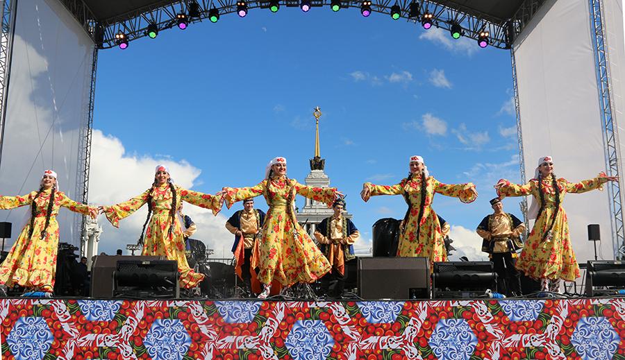 Куда пойти 12 июня? На фестиваль «Многонациональная Россия»!