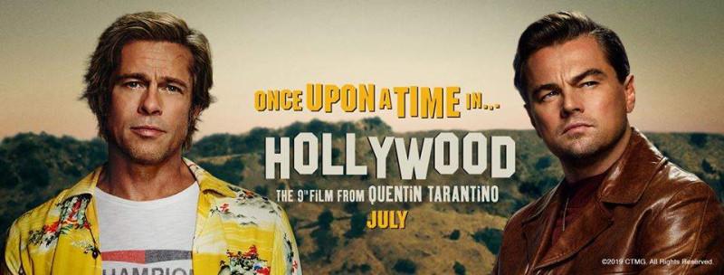 """Все-таки мне больше нравится вариант перевода """"Жили-были... в Голливуде"""""""