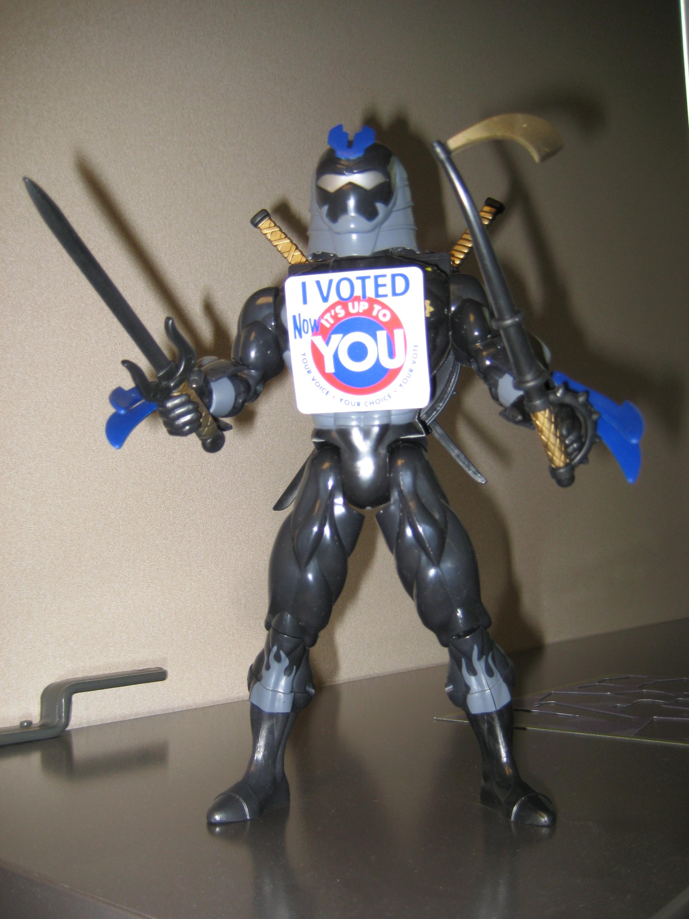 Ultimate Ninja!