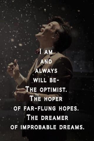 Doctor Who Optimist