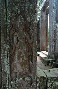 The Bayon - Apsara