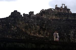 Baphuon - Unfinished Reclining Buddha 2