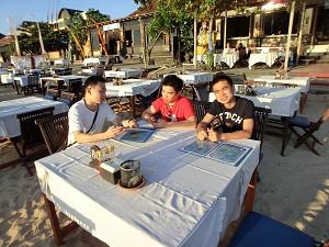 20 July 2012_X Jimbaran Beach Seafood Dinner (3)