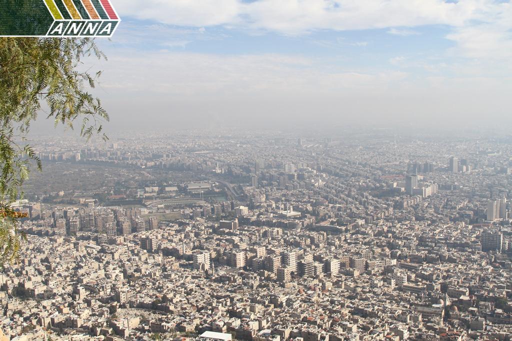 Panorama_Damascus