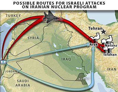 Иран-Израиль