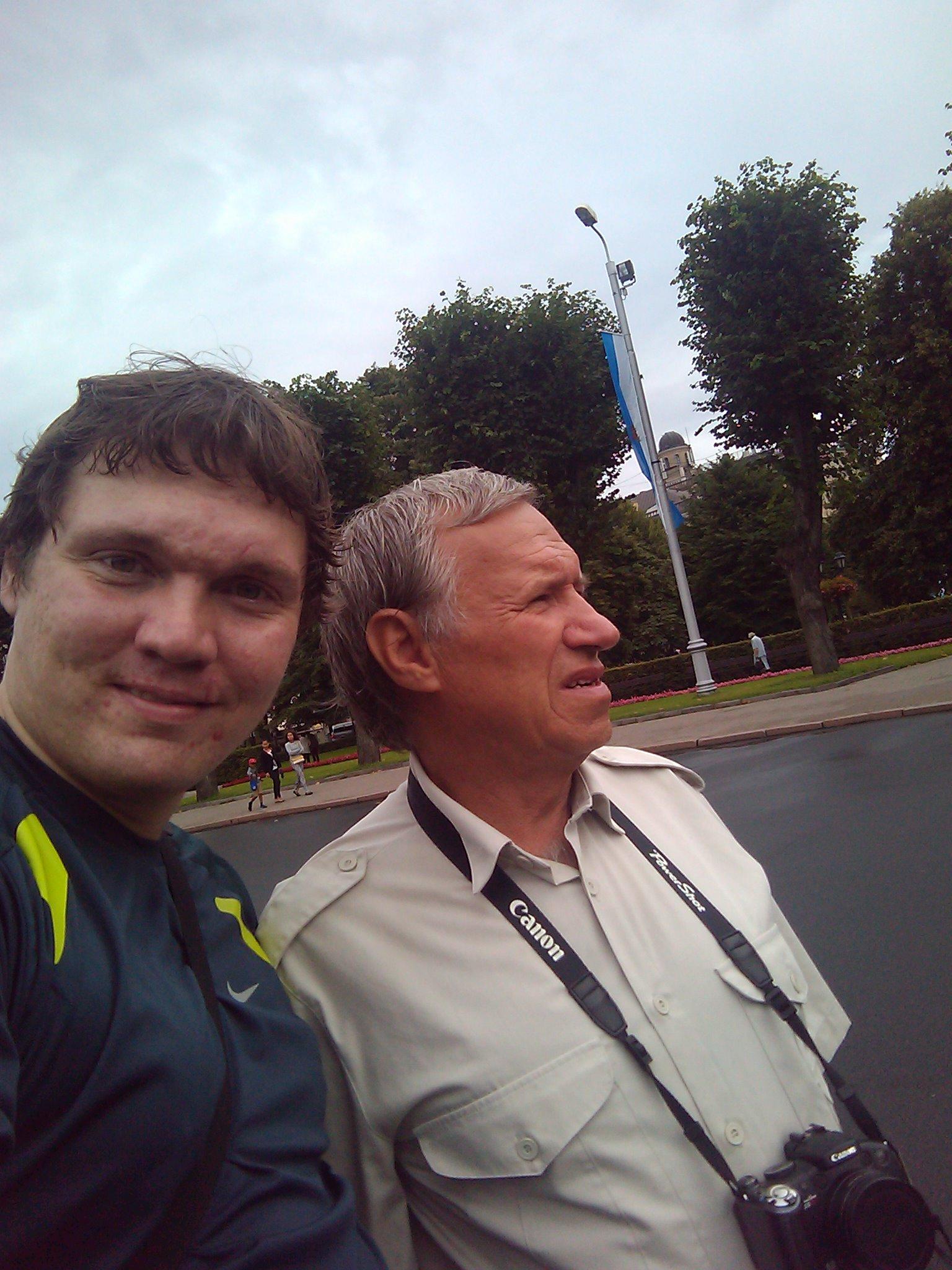 Я и Владимир