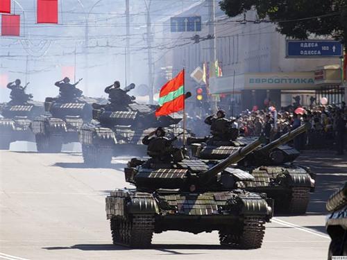Армия ПМР