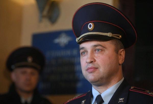 Фабрикант обвинения Голунова, борец с коррупцией мэрии Москвы Юрий Титов