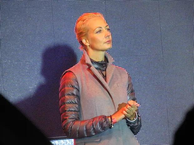Юля Навальная - Абросимова