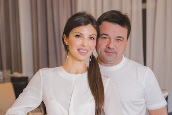 Екатерина Богдасарова и Андрей Воробьев