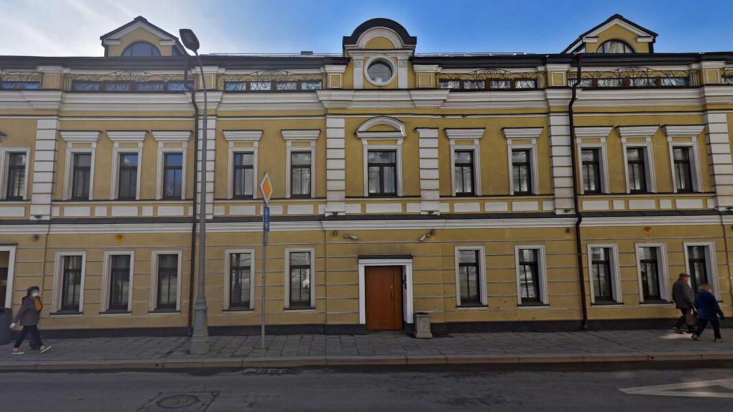 Ул. Николямская, 24, стр. 1 Фото: скриншот / Яндекс. Карты