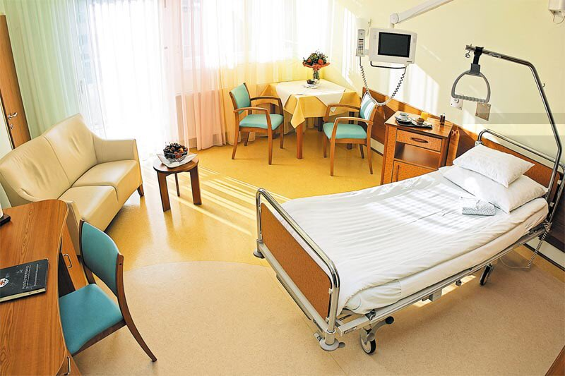 VIP-палата госпитале имени Вишневского