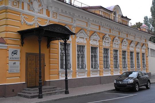 """Банк """"Русский Финансовый Альянс"""" в Малом Каретном переулке"""