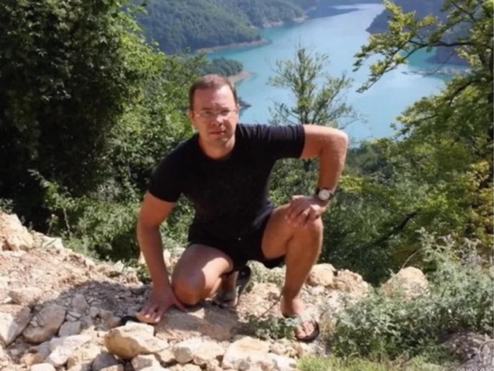 Прокурор Москвы на отдыхе в Черногории