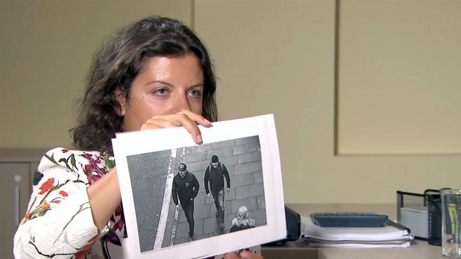 """Несчастная Марго Симоньян до сих пор ищет пропавших """"туристов"""" Баширова и Петрова (Мишкин и Чепига)"""