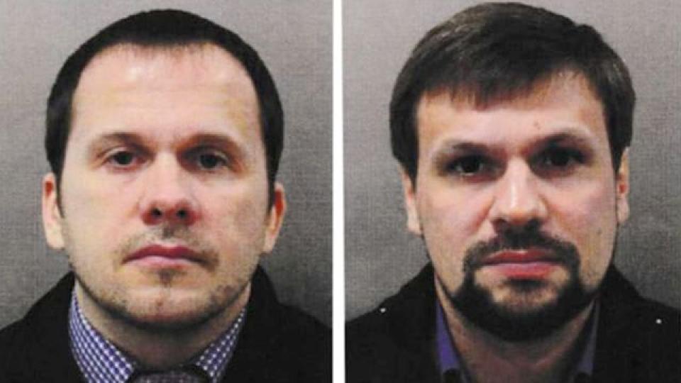 Диверсанты Мишкин и Чепига (Петров и Боширов)