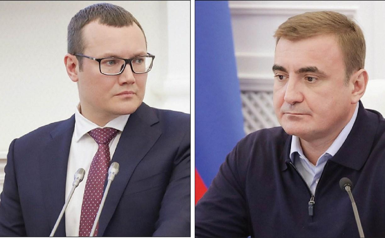 Валерий Шерин и Алексей Дюмин