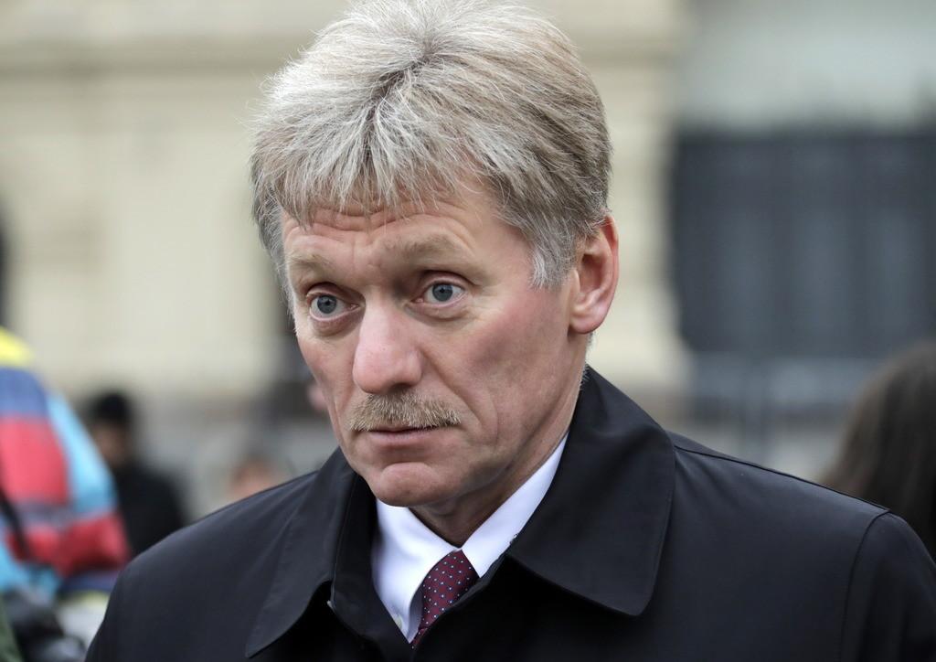 Пресс секретарь президента Дмитрий Песков поседел за неделю