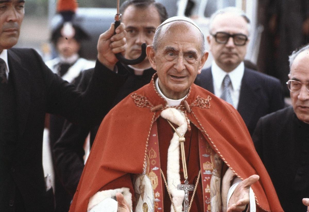 Павел vi папа Римский